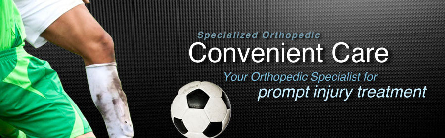Specialized Orthopedic Convenient Care